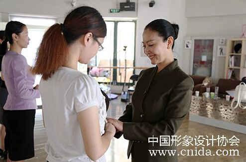 专业服务礼仪—银行微笑服务礼仪培