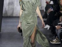 2015秋冬风尚圈色彩趋势:质感橄榄绿