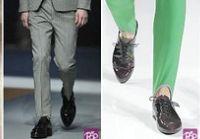 2014-2015秋冬男鞋流行款式